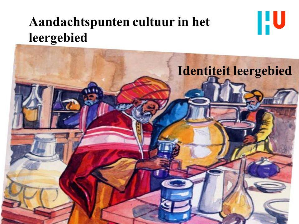 Aandachtspunten cultuur in het leergebied Identiteit leergebied