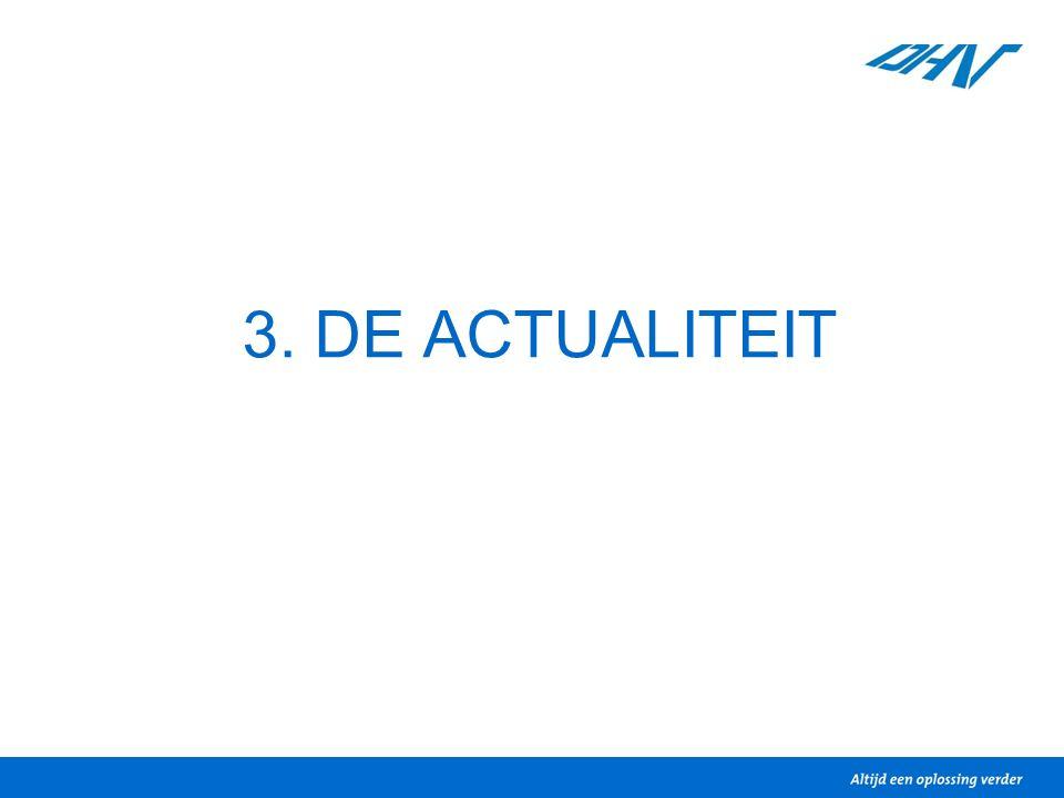 3. DE ACTUALITEIT