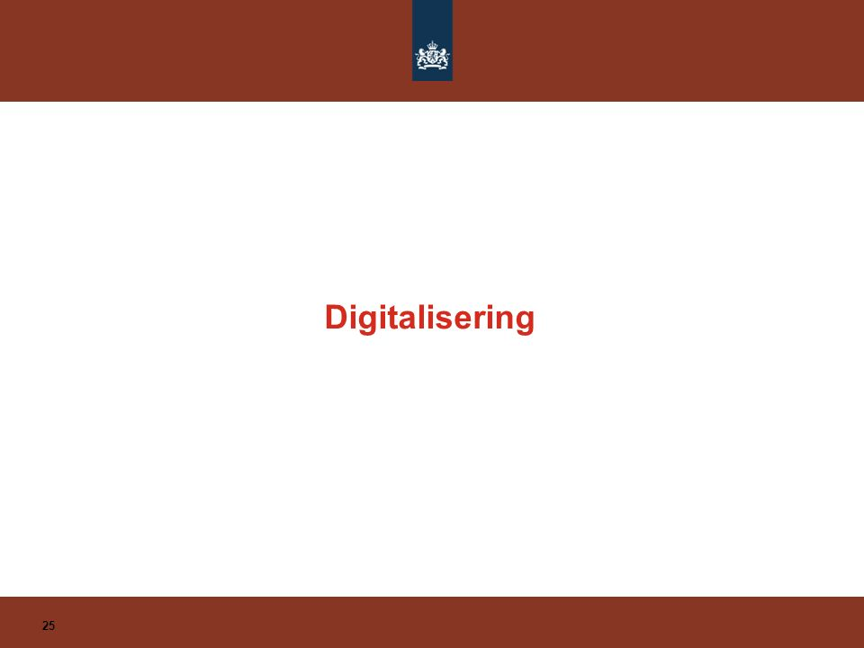 Digitalisering 25
