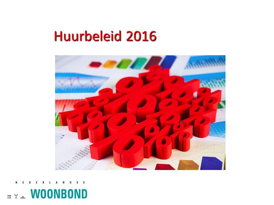Huurbeleid 2016
