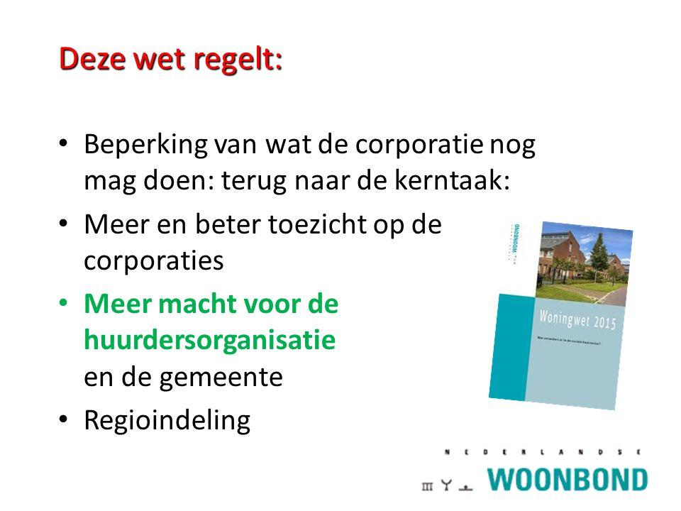 Woningwaarderingsstelsel (wws) Woningwaarderingsstelsel (wws) WOZ-waarde is onderdeel WWS (gem.