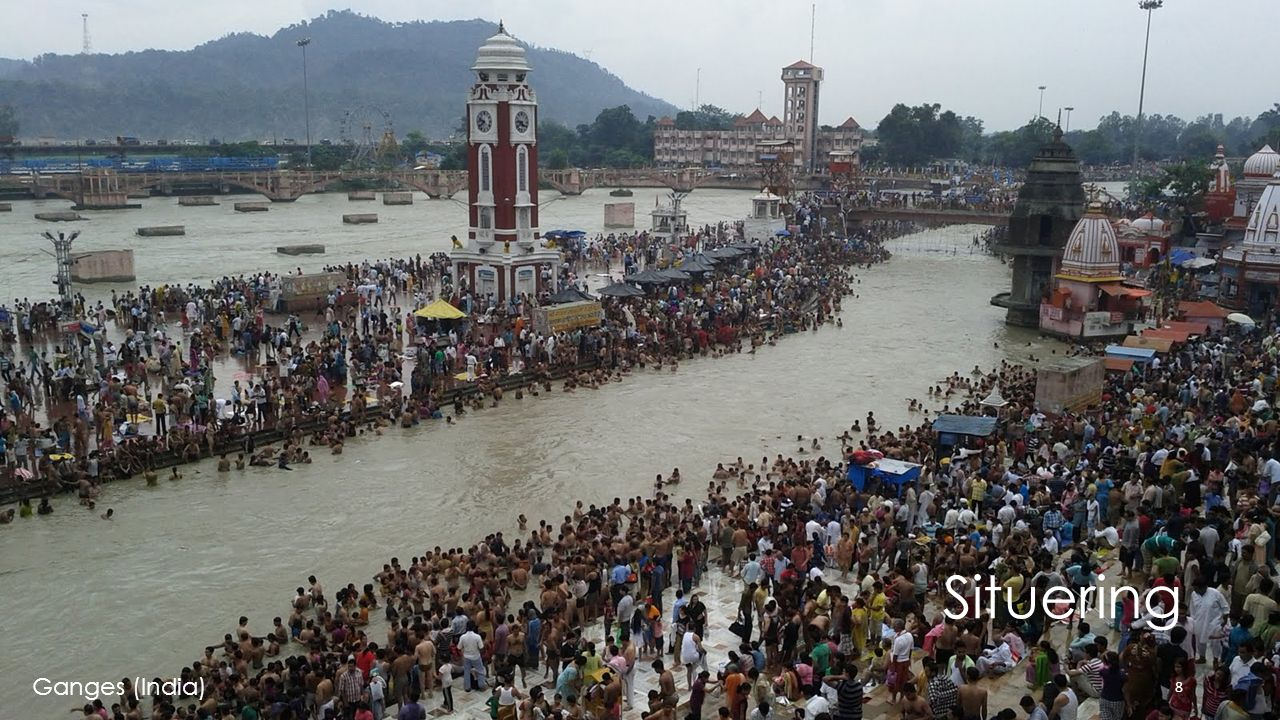 Situering 8 Ganges (India)