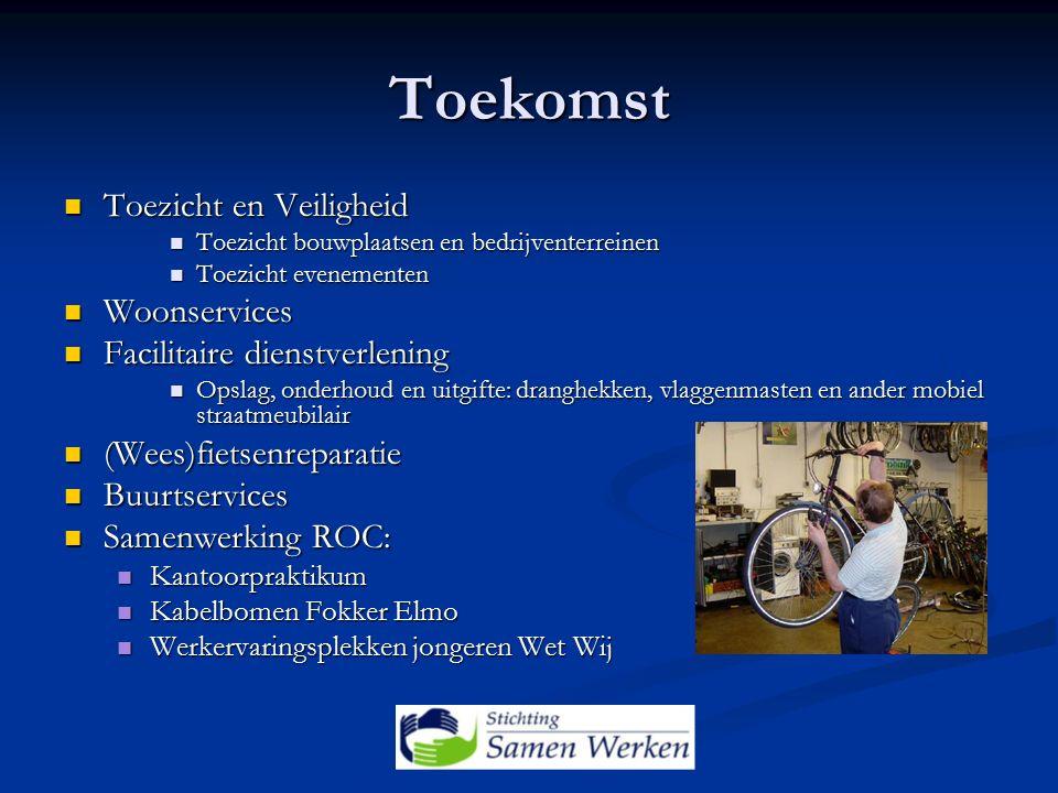 Toezicht en Veiligheid Toezicht en Veiligheid Toezicht bouwplaatsen en bedrijventerreinen Toezicht bouwplaatsen en bedrijventerreinen Toezicht eveneme