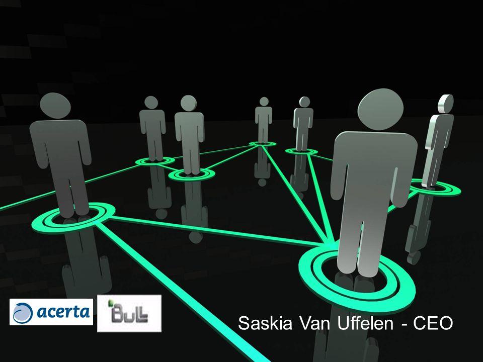47©Bull, 2008 Saskia Van Uffelen - CEO