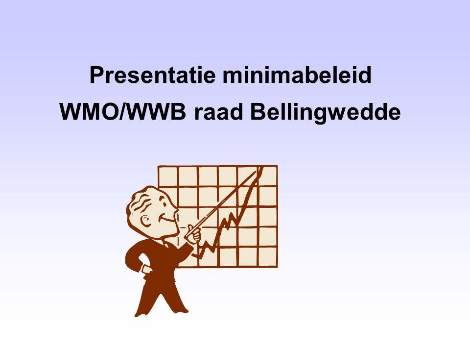 Presentatie minimabeleid WMO/WWB raad Bellingwedde