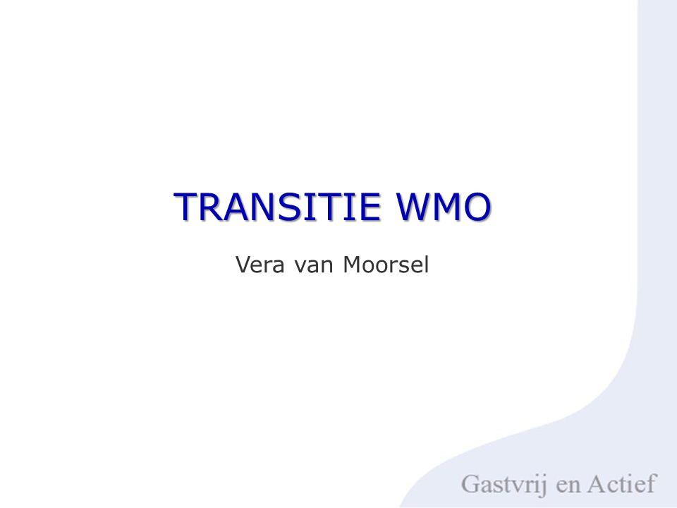 TRANSITIE WMO Vera van Moorsel