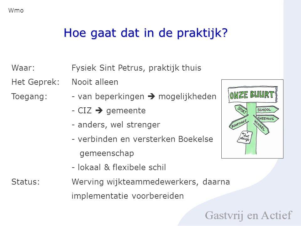 Beleidsplan Deel II Inhoud: Uitvoering nieuwe taken Proces:25-06 in Cie 03-07 in Raad Onderwerpen: Zorgen voor elkaar Meedoen stimuleren Leefbaarheid en toegankelijkheid Samenwerking (2 e lijn) Wmo