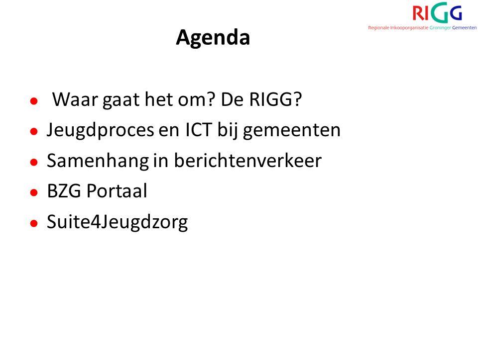 Agenda ● Waar gaat het om. De RIGG.