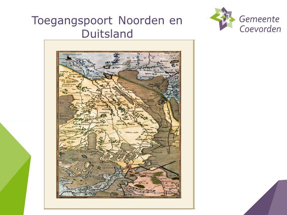 Toegangspoort Noorden en Duitsland