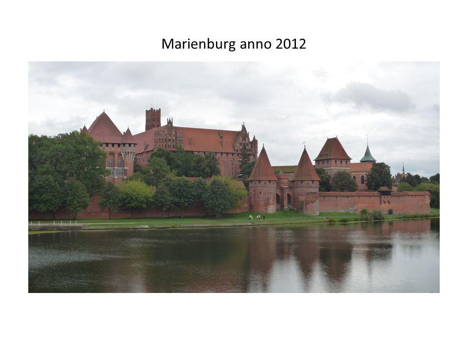 Marienburg anno 2012