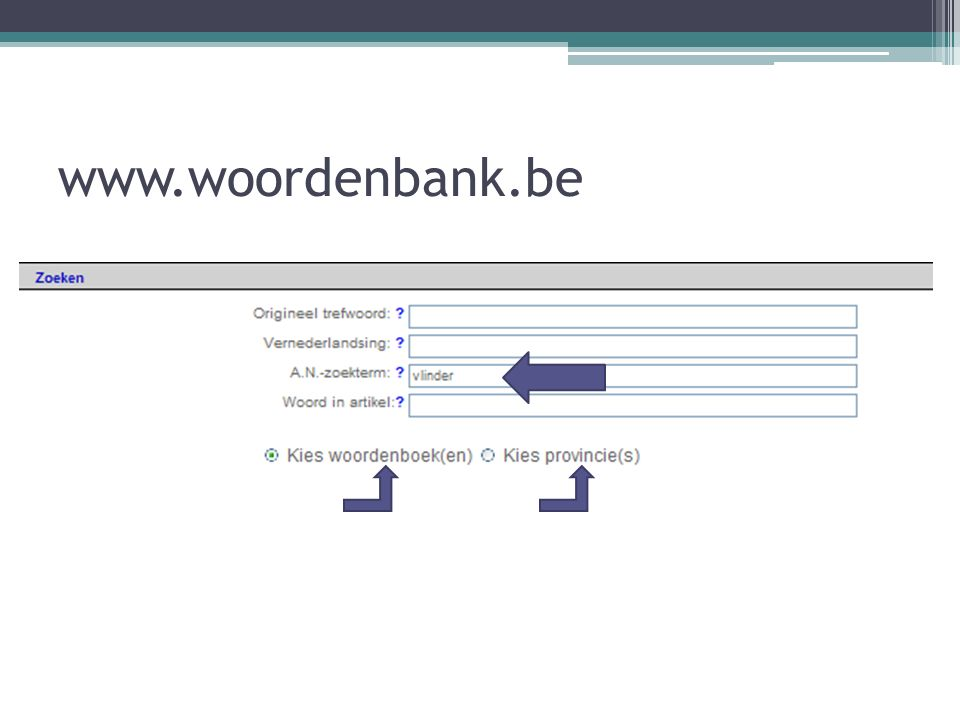 Projectfase 1 Database met metadata ▫Gegevens over de opname ▫Gegevens over de spreker