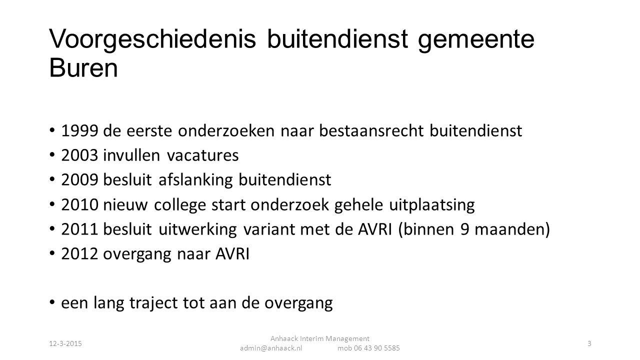 Samenwerken is geen technisch proces Samenwerken is Afspraken maken Elkaar aanspreken Maar vooral Aanvoelen Respecteren Anhaack Interim Management admin@anhaack.nl mob 06 43 90 5585 12-3-201524