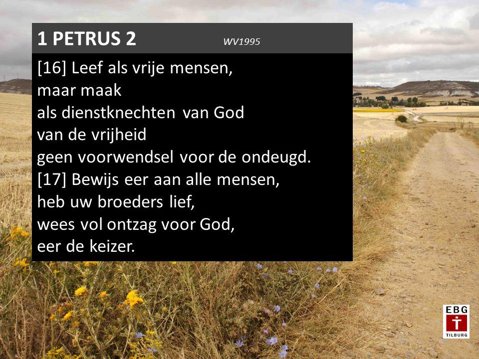 Het 'tuintje van God' … wordt de 'proeftuin' voor de nieuwe hemel en de nieuwe aarde 1.