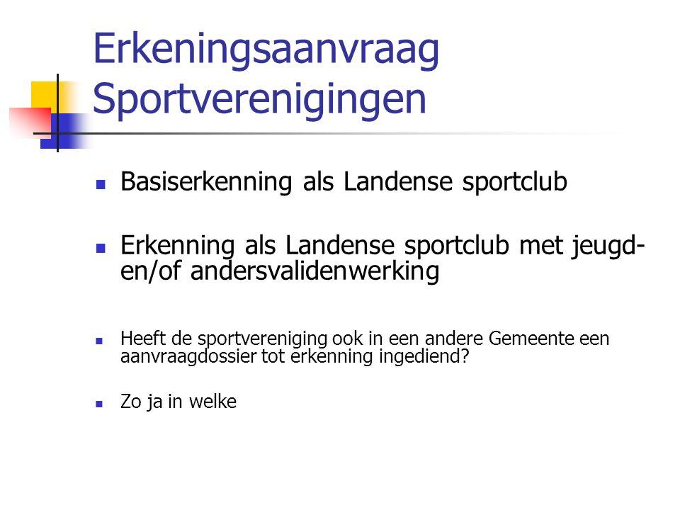 Is de sportvereniging een VZW.Is de VZW aangepast aan de wetgeving .