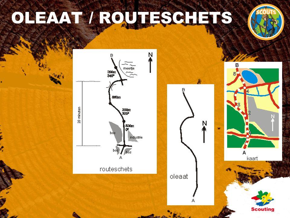 OLEAAT / ROUTESCHETS