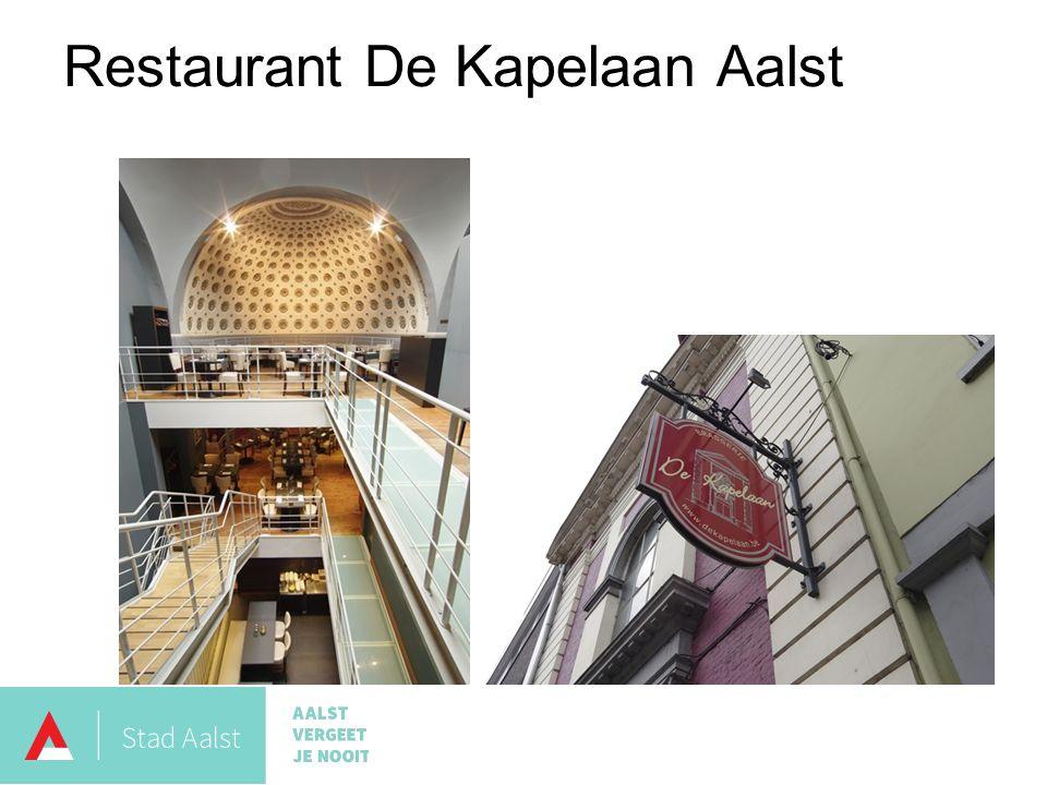 Restaurant De Kapelaan Aalst