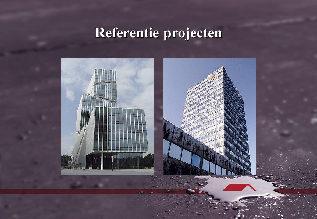Referentie projecten
