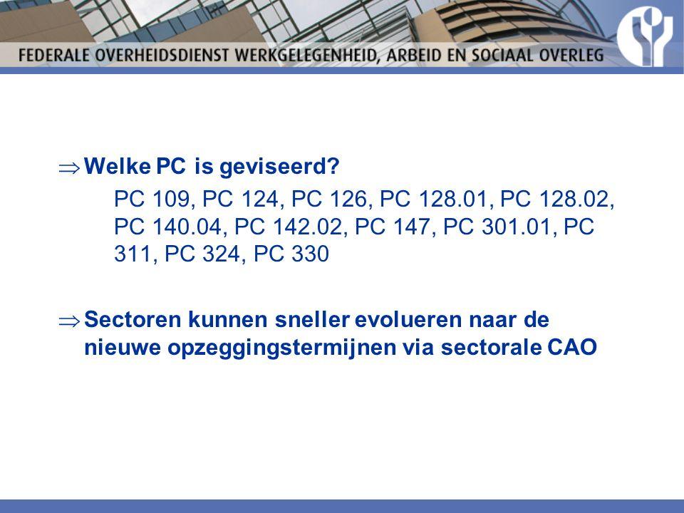  Welke PC is geviseerd.