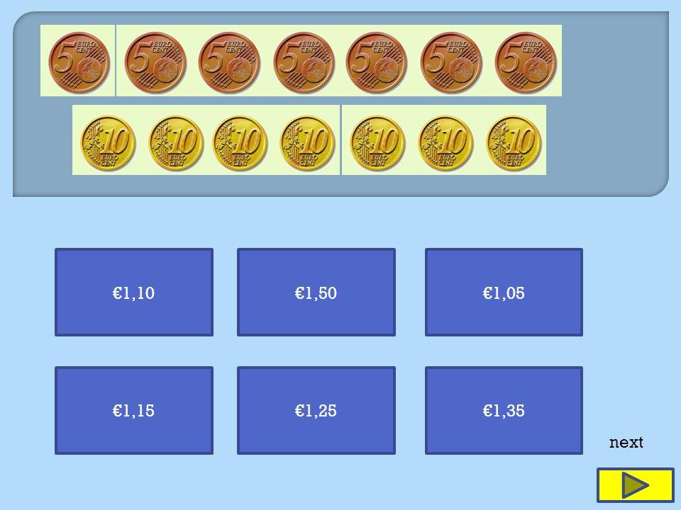 €6,25€6,50€6,75 €5,75€5,50€5,25 next aantal1235 prijs€ 1,25€ 2,50 € 3,75