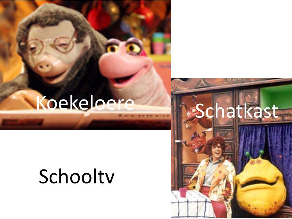 Schooltv Koekeloere Schatkast