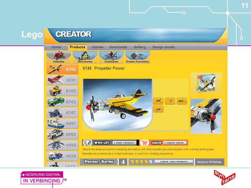 11 Lego CREATOR