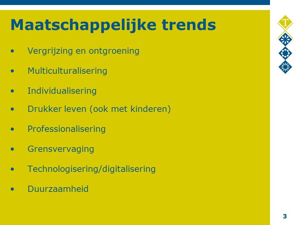 4 Wat voor invloed hebben deze trends op......het basisonderwijs?...