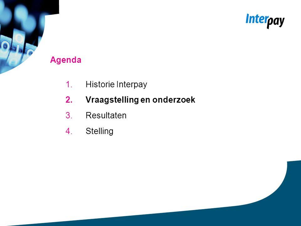 Vraagstelling Is de bestaande bedrijfscultuur van Interpay van invloed op het realiseren van haar internationale en marktgerichte doelstellingen en hoe is deze eventueel te veranderen.