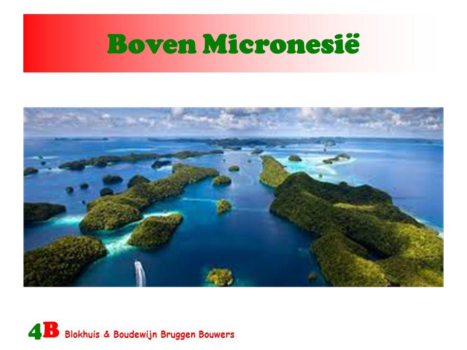 Boven Micronesië 4B Blokhuis & Boudewijn Bruggen Bouwers