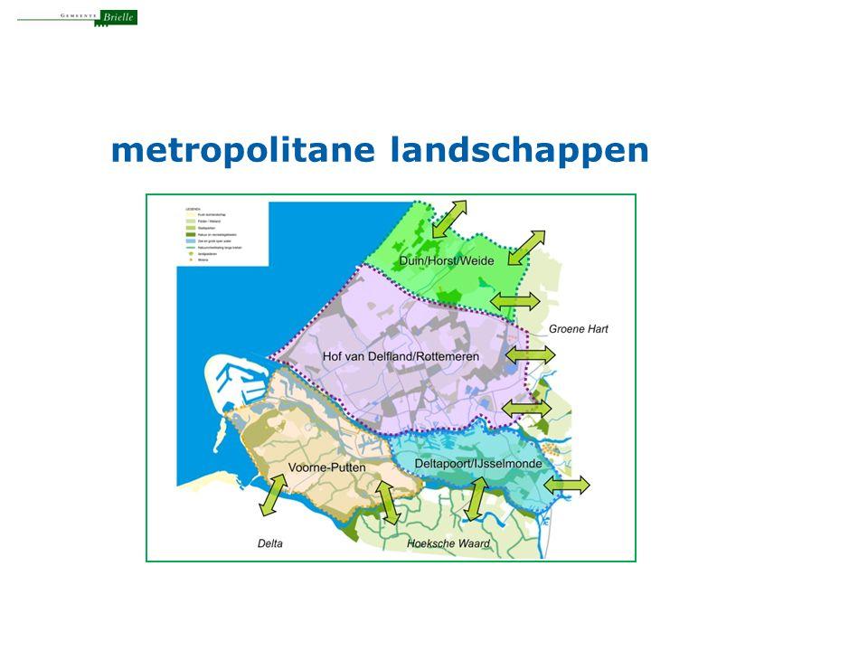 metropolitane landschappen