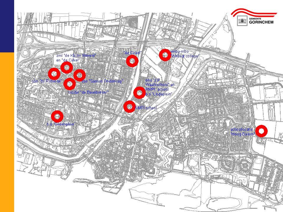 Conclusies Brede school Schuttersplein ● Nieuwbouw op de locatie Baanbreker is als gevolg van de financiën niet haalbaar.