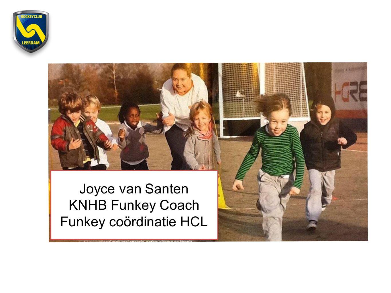 Joyce van Santen KNHB Funkey Coach Funkey coördinatie HCL
