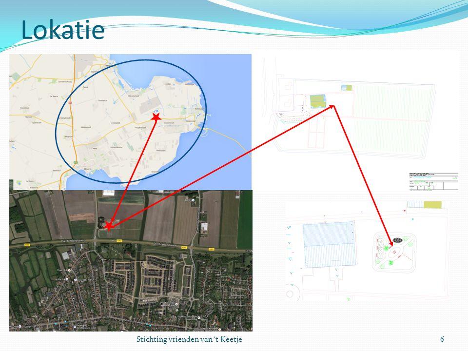 Lokatie Stichting vrienden van 't Keetje6