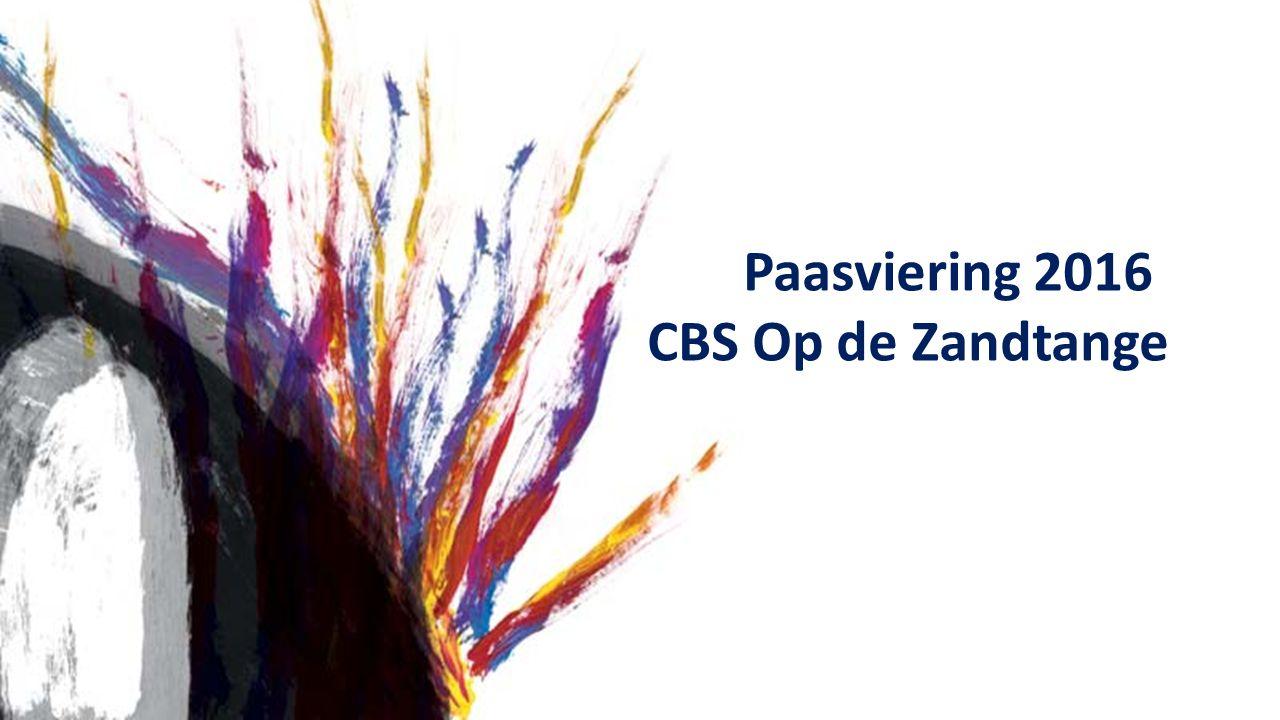 Paasviering 2016 CBS Op de Zandtange