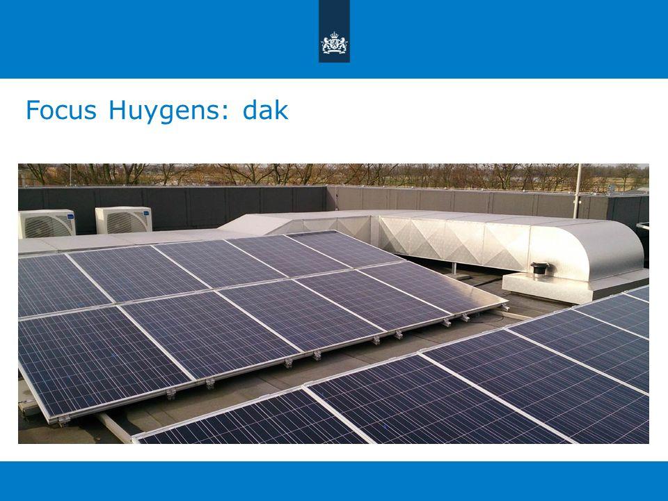 Focus Huygens: dak