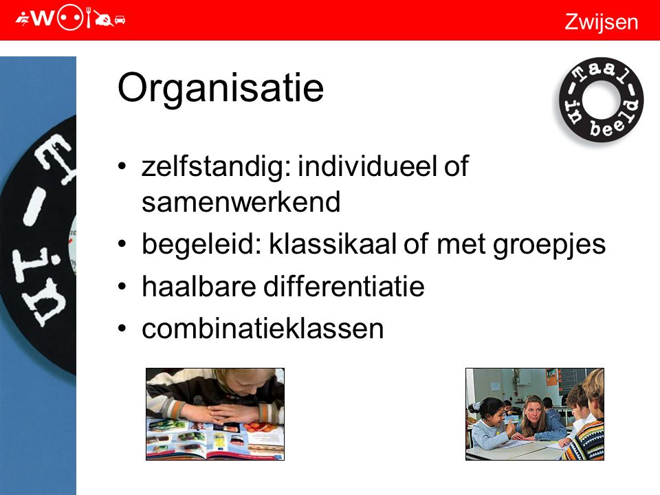 Zwijsen De makers blijven meedenken in de handleiding online.