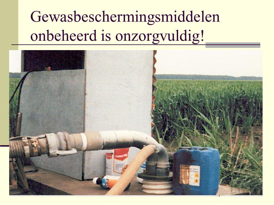 Toelating art: 19-21 Je mag alleen toegelaten middelen gebruiken Meer informatie over toelating, uitverkoopregeling en opgebruikregeling op www.ctgb.nl www.ctgb.nl voorbeeld: Casoron: geen opgebruikregeling!