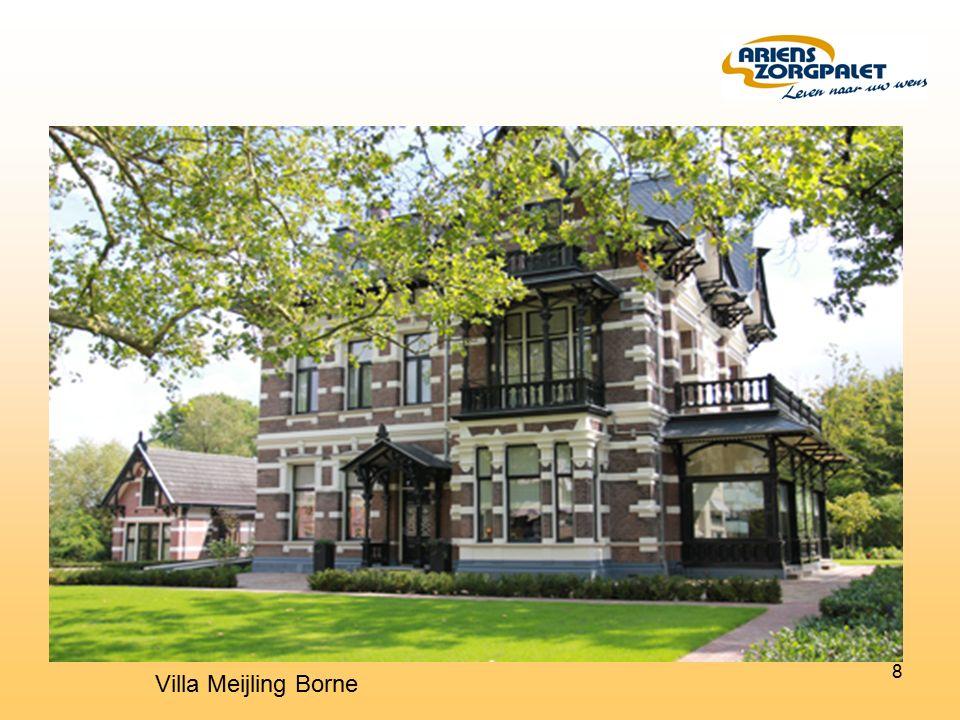 8 Villa Meijling Borne