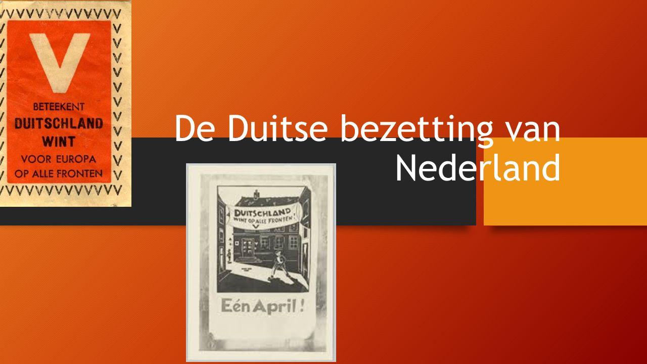 Nederland was niet klaar voor de oorlog Hoop op respect voor neutraliteit Bezuinigingen op defensie Maar kun je je wel voorbereiden op een kwaadwillende overmacht?