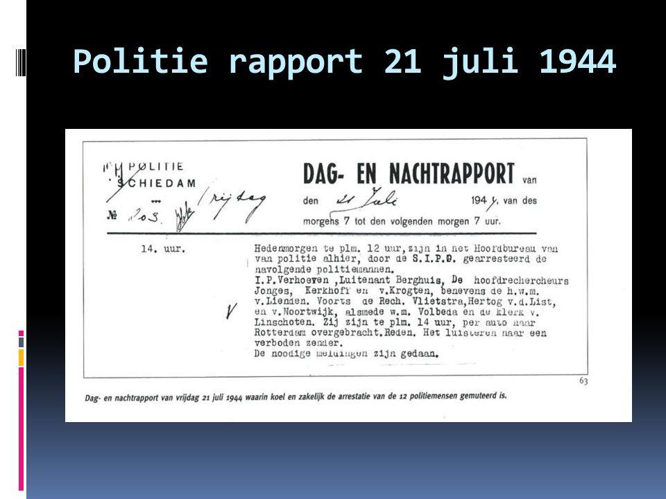 Kerkhoff, J., brigadier - 15 okt 1944 overgebracht naar Neuengamme.