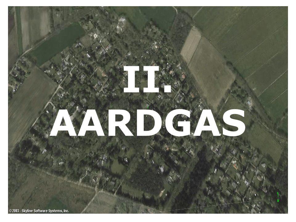 II. AARDGAS