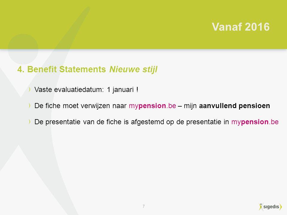 8 Alle info op één plek  online toepassing Gepresenteerd op uniforme wijze Login met eID en PIN Geen vergeten rechten meer Omgekeerd: geen vergeten individuen meer Met download-mogelijkheid '1765' Impact voor individuen.