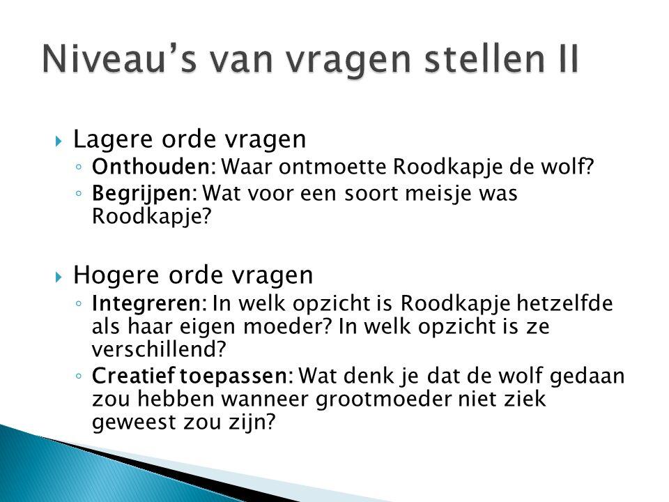 Voor en nadelen:  Interactiever leerklimaat  Roepen discussie op  Weters vs.