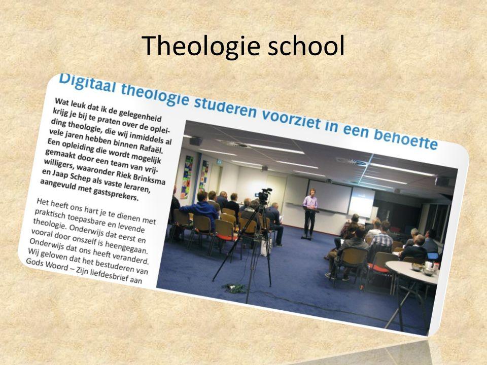 Theologie school