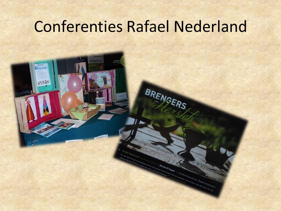 Conferenties Rafael Nederland