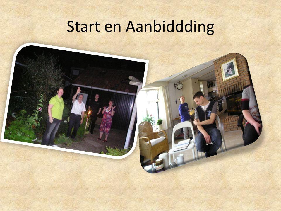 Start en Aanbiddding