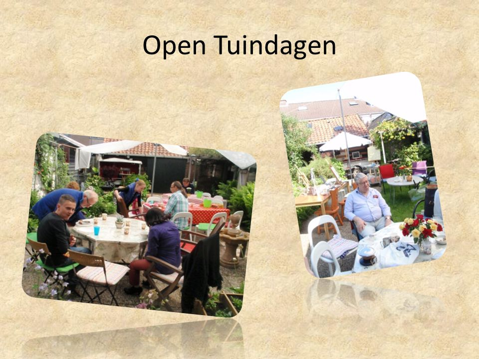Open Tuindagen