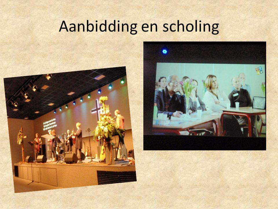 Aanbidding en scholing