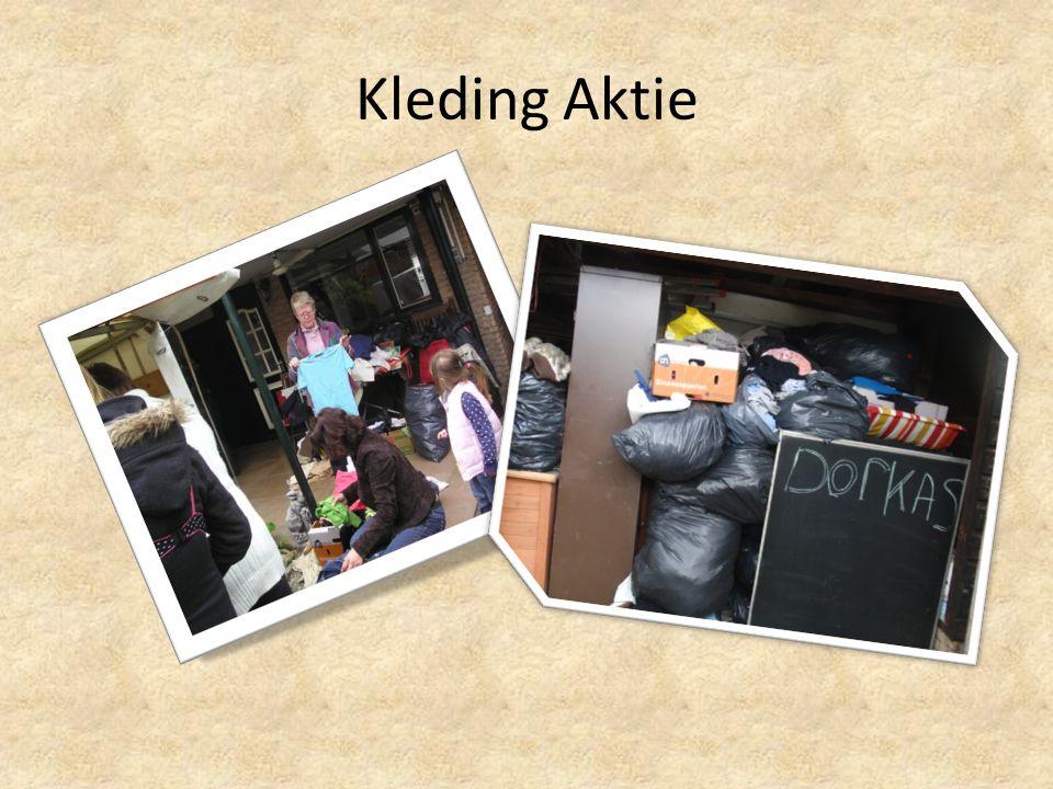 Kleding Aktie