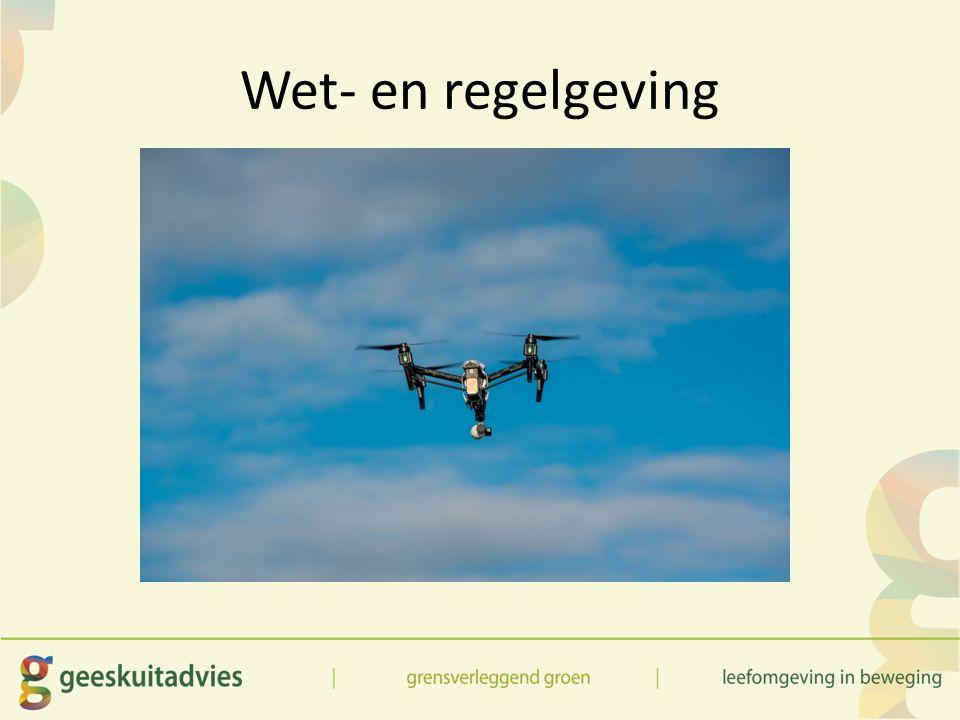 Wet- en regelgeving