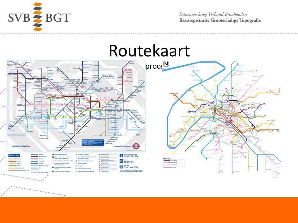 Routekaart transitie proces BGT